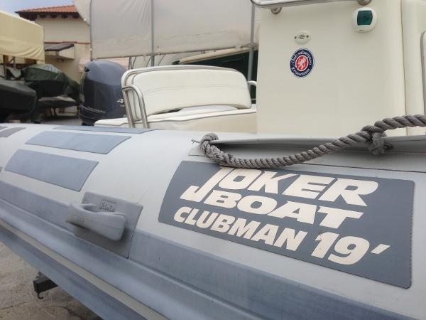 Jokerboat clubman 19