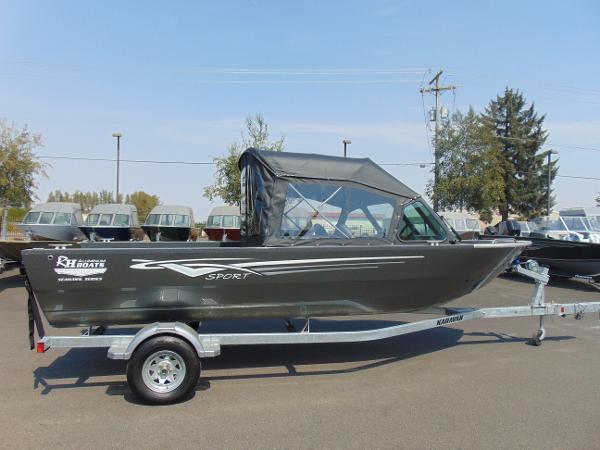 Rh Boats 200 SH