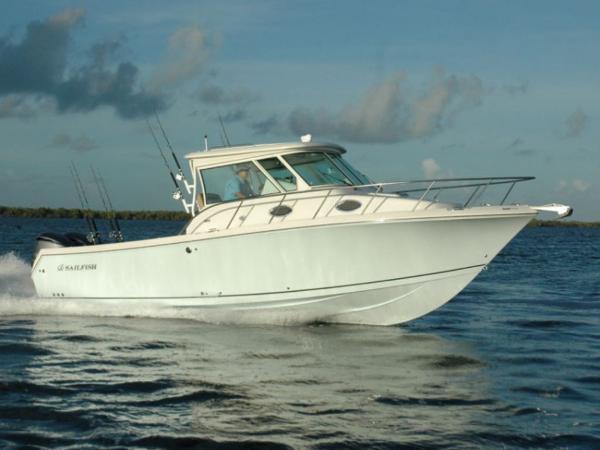 Sailfish 320 EXP