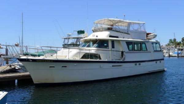 "Hatteras Motoryacht 58' Hatteras Motor Yacht ""ODYSSEY"""