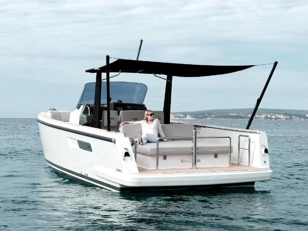 Fjord 36' Open Fjord 36 Open - BoatShop Menorca