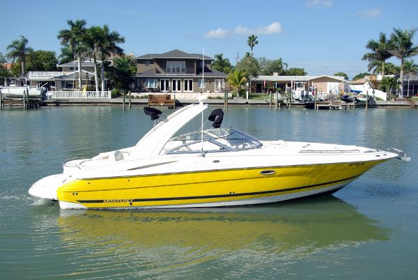 Monterey 298 Ss Profile