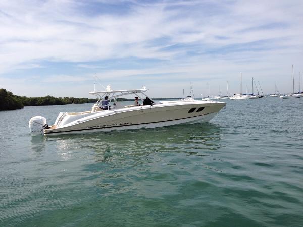 Concept 4400 Sport Yacht