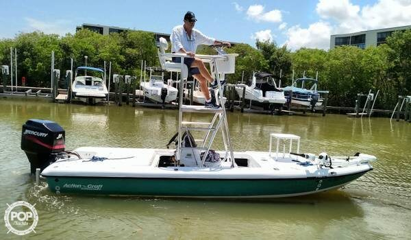 Action Craft Flatsmaster 2020 1996 Action Craft Flatsmaster 2020 for sale in Clearwater, FL