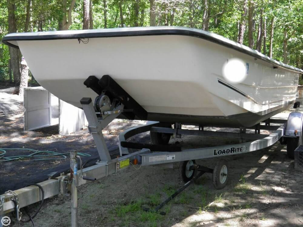 Carolina Skiff DLX 2180 2011 Carolina Skiff DLX 2180 for sale in Absecon, NJ