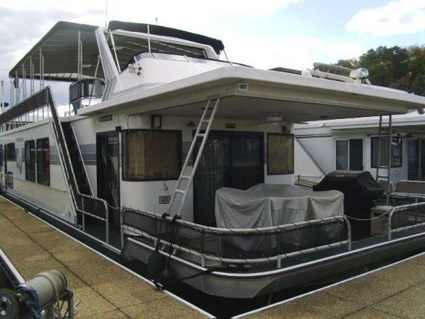 Sumerset 16 x 74 Houseboat