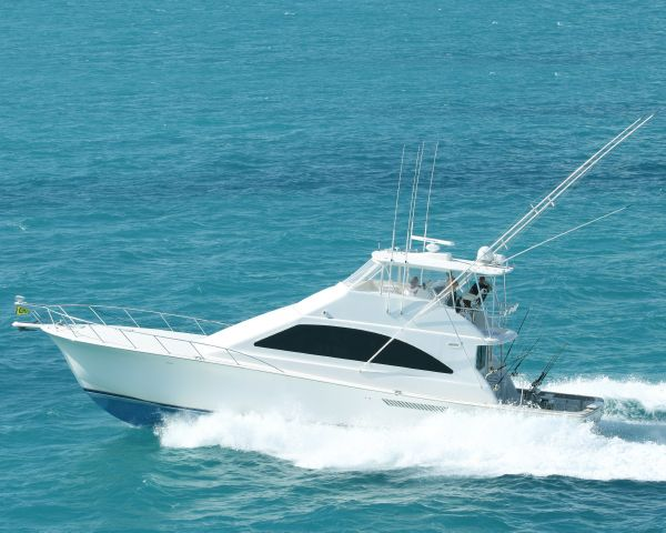 Ocean Yachts Super Sport (Open Bridge) Sport Fisherman