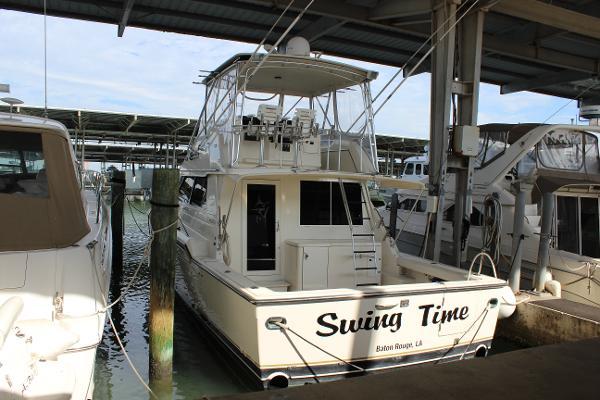 Tiara Sport Fisherman Convertible