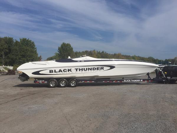 Black Thunder 46 limited