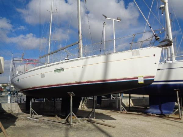Beneteau Oceanis Clipper 361 Oceanis 361