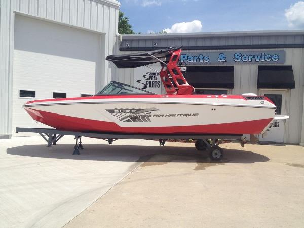 Nautique GS22 Open Bow