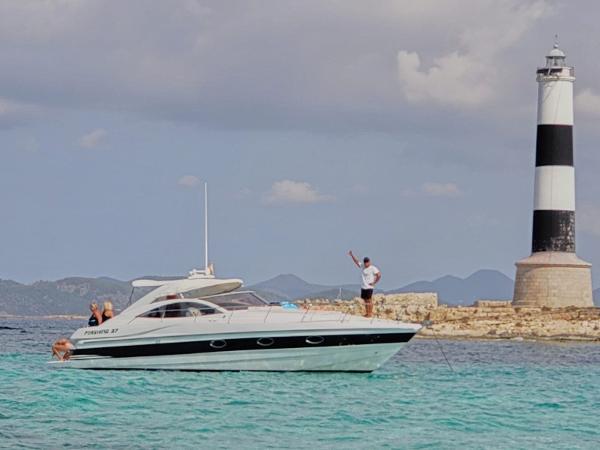 Pershing 37 Pershing 37 - Ibiza, Mallorca