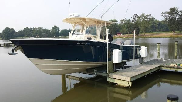 Grady-White 306 CANYON with HELM MASTER