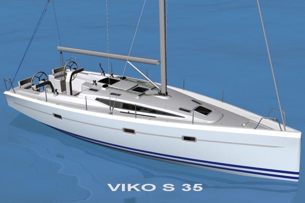 Viko Yachts (PL) Viko s35 Brandneu ab Juli 2018