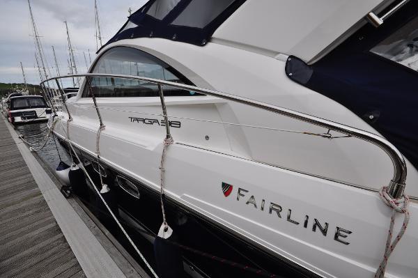 Fairline Targa 38 Open