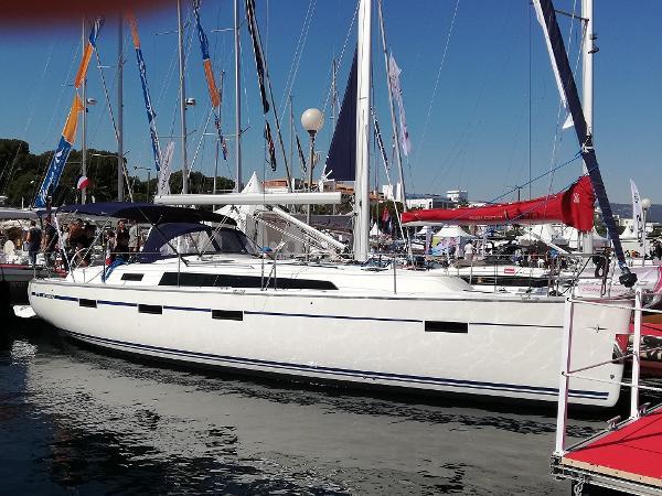 Bavaria Cruiser 41 second hand sailing boat bavaria cruiser 41