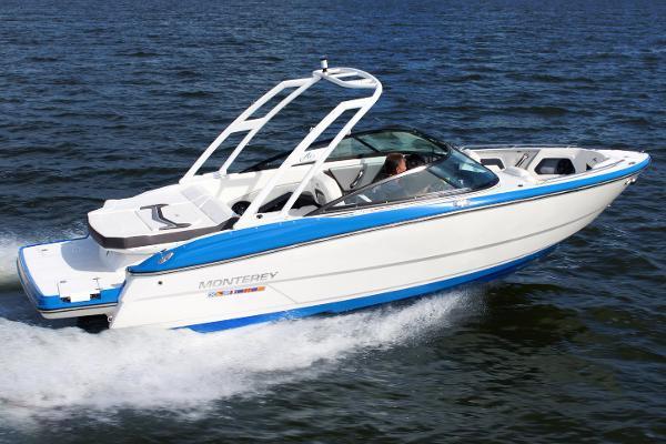 Monterey 238 Super Sport Manufacturer Provided Image: Manufacturer Provided Image