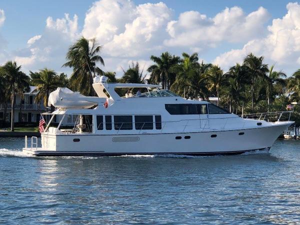 Pacific Mariner Pilothouse Motoryacht