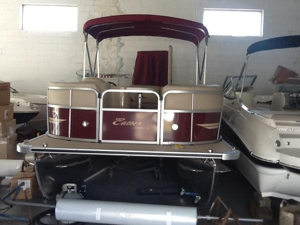 Bentley Pontoon 240 Cruise