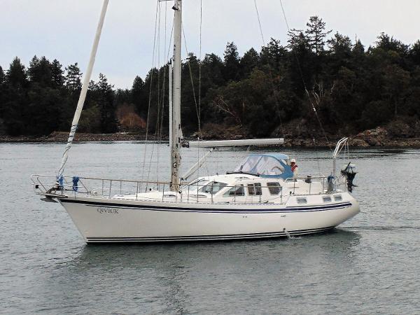 Nauticat 42 Pilothouse