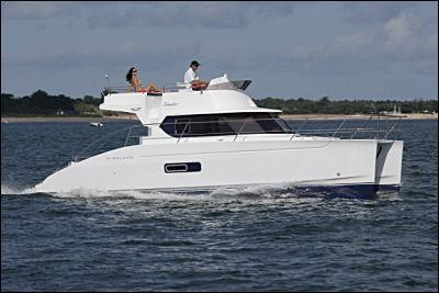 Fountaine Pajot Highland 35 Pilot Manufacturer Provided Image: Fountaine Pajot Highland 35 Pilot