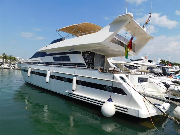 Astondoa 68 GLX FLY Astondoa 68 GLX Fly/Mallorca