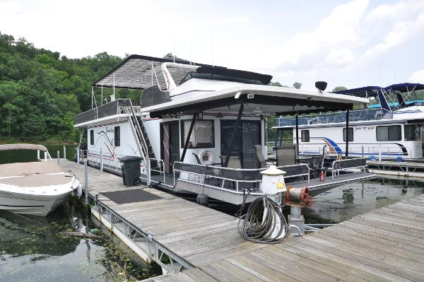 Sumerset 1990 16' x 68' House Boat
