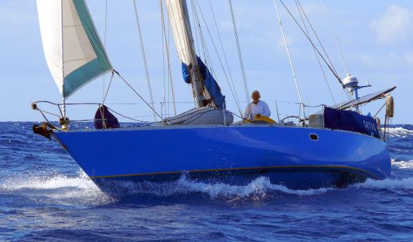 Sailboat CETUS TWO-TONNER