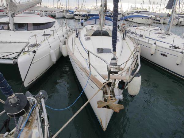 Bavaria Cruiser 46 Bavaria 46 Cruiser - Sailing Yacht
