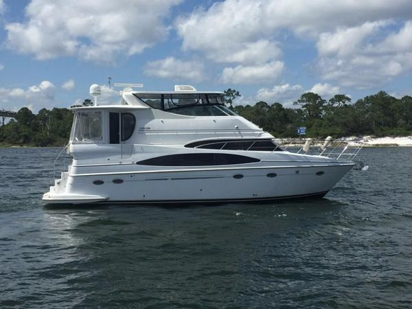 Carver 466 Motor Yacht Profile