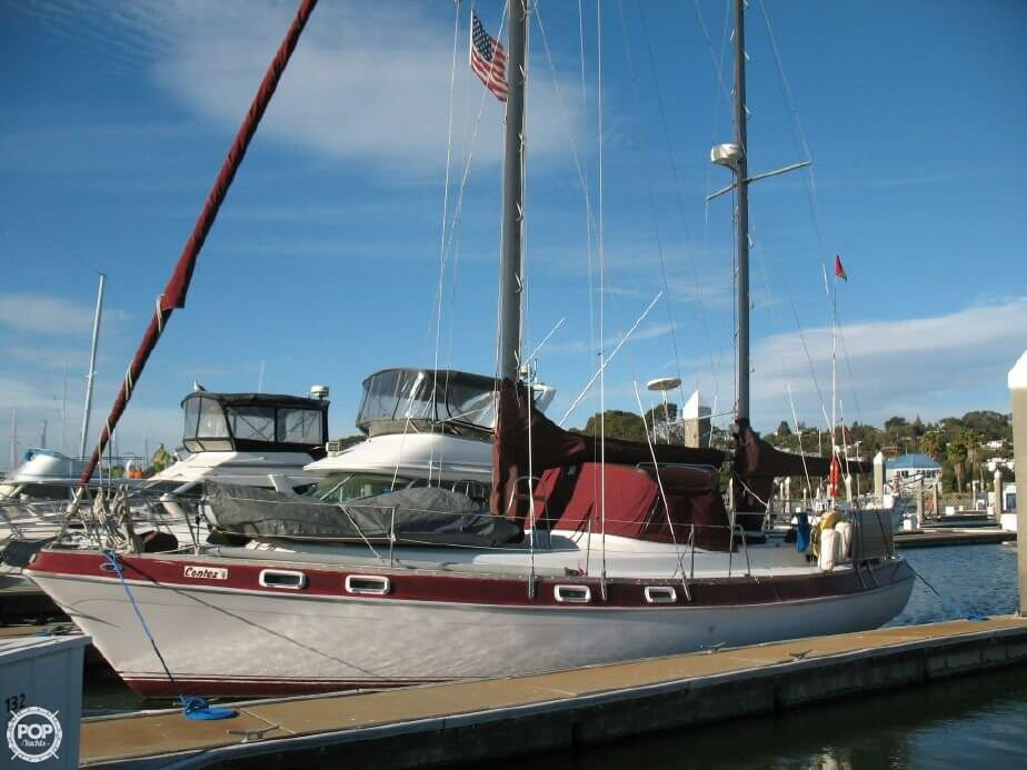 Morgan Out Island 41 Ketch 1977 Morgan Out Island 41 Ketch for sale in Vallejo, CA