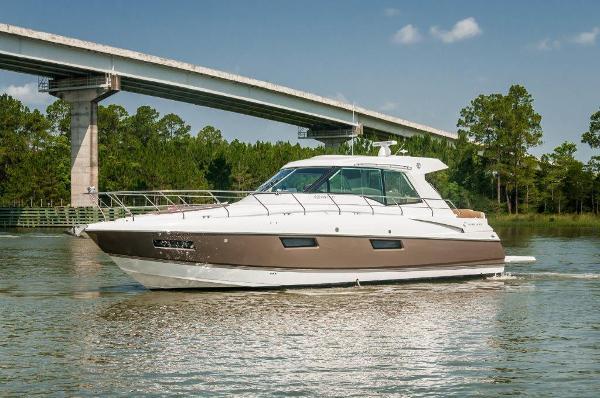 Cruisers 48 Cantius Port Profile