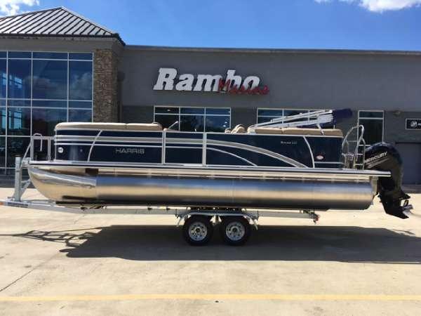 Harris Flotebote Sunliner 220