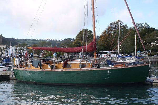 Hillyard 9 Ton sloop Hillyard 9 Ton sloop