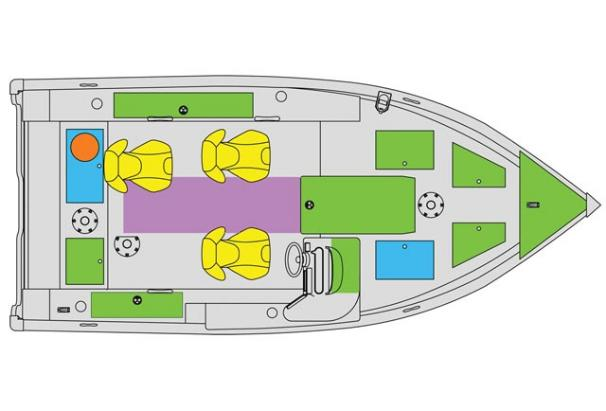 SS deck