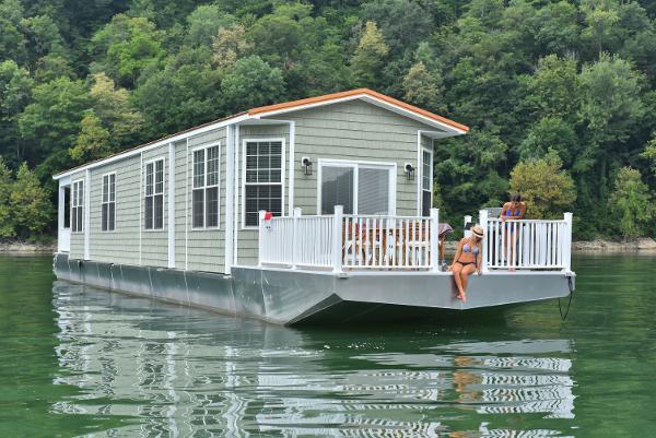 2017 Harbor Cottage Houseboat Nancy Kentucky Boats Com