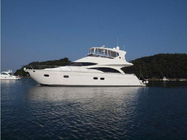 Marquis 59 Motor Yacht - FRESHWATER!!! 2006 Marquis 59 Motor Yacht