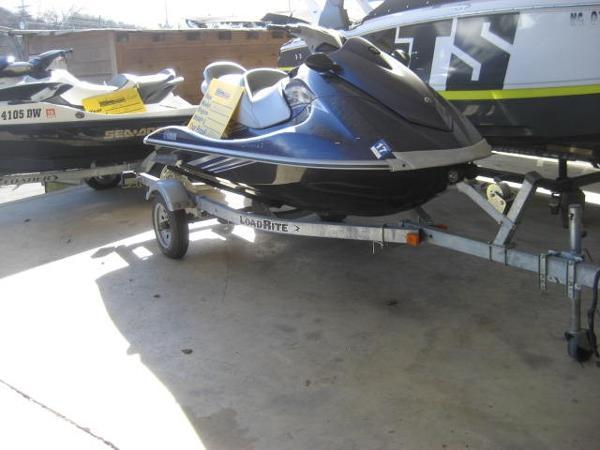 Yamaha Boats VX Cruiser deluxe