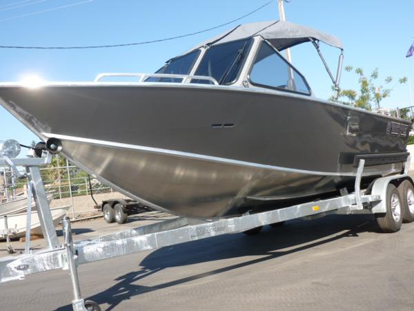 North River 21' Seahawk - Extended Transom