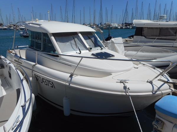 Jeanneau America Merry Fisher 655