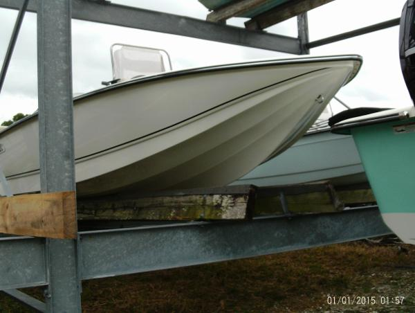 Cape Craft 190 BAY BOAT W 115 HP SUZUKI