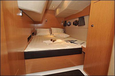 Fountaine Pajot Summerland 40 Grand Large Cabin
