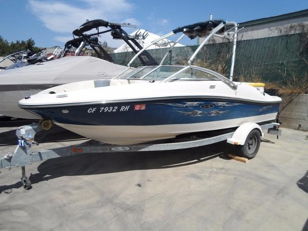 Sea Ray 185 SPOR