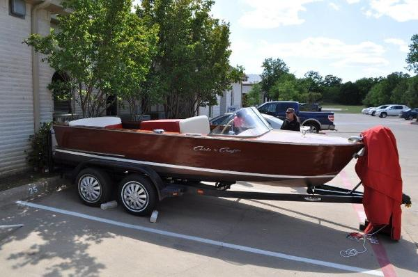 Chris-Craft 1961 Runabout 17'