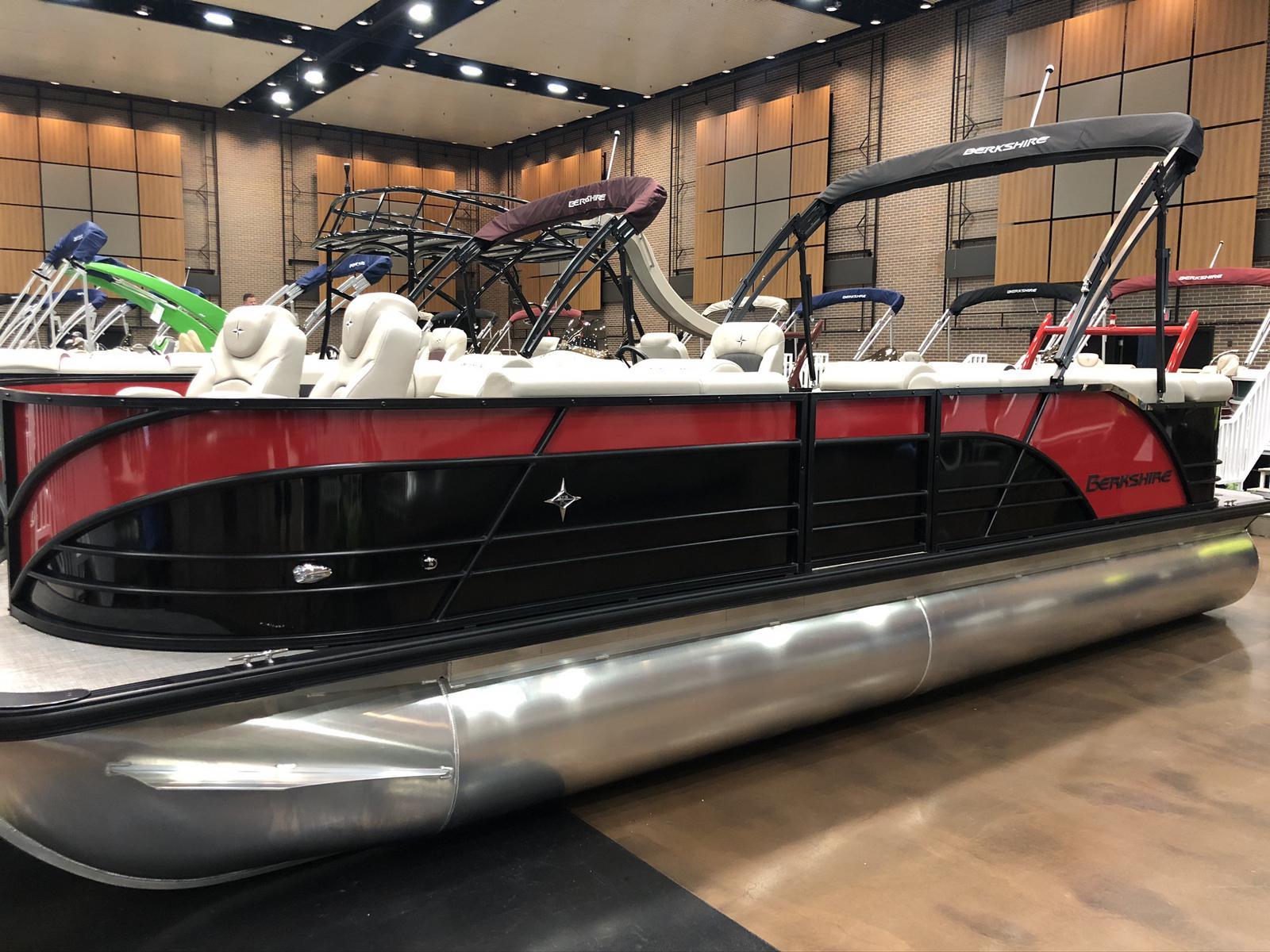 Berkshire STS Fishing Series 23FC 2.75 Tritoon