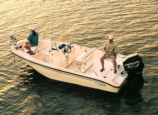 Boston Whaler 18 Dauntless Manufacturer Provided Image: 18 Dauntless