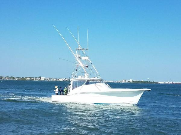 Custom Carolina Express Sportfisherman