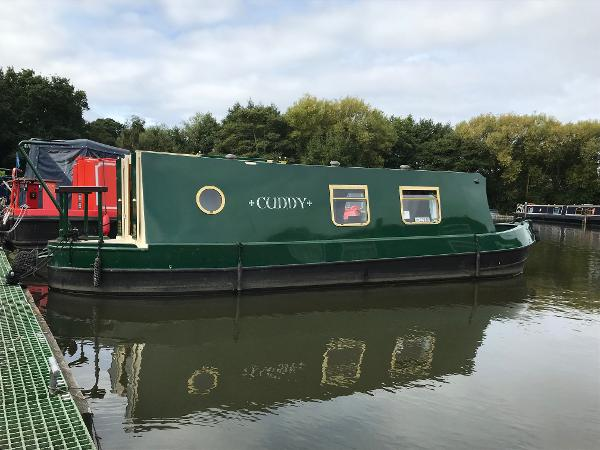 Narrowboat R&D Fabrications 29' Trad
