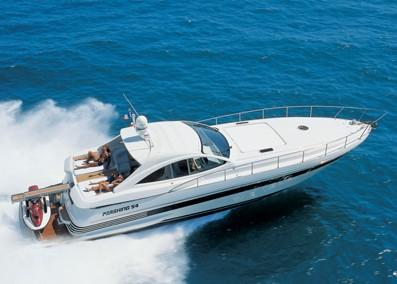 Pershing 54 Manufacturer Provided Image: Pershing 54