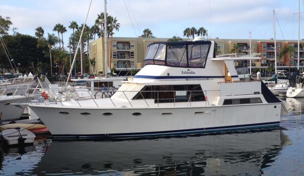 Lien Hwa Cockpit Motor Yacht 47' Lien Hwa